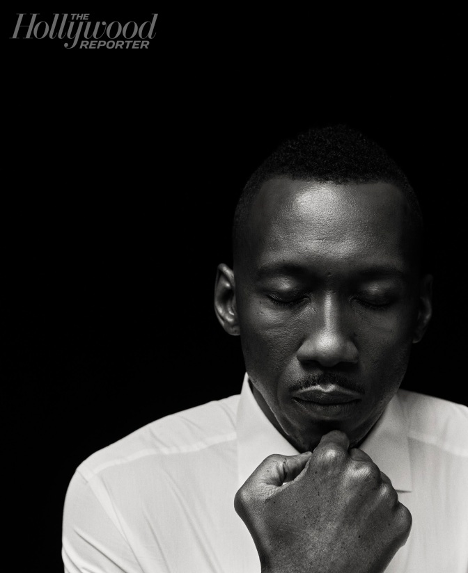 Mahershala Ali, photographed by Miller Mobley (Hollywood Reporter)