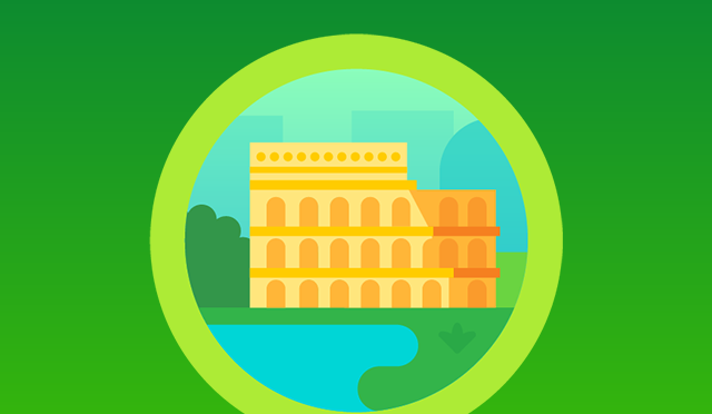 Fitbit: Italy badge