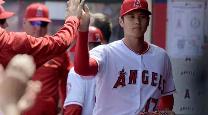 It's Shohei Ohtani's World…
